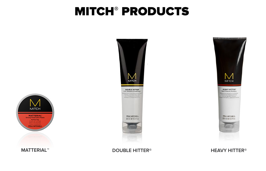 Paul Mitchell Mitch Products
